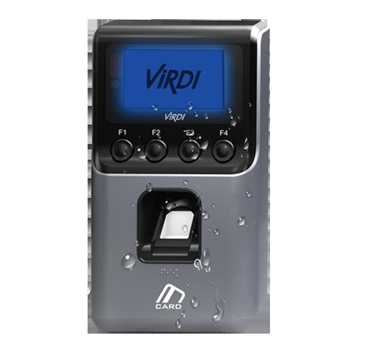 تنظیمات دستگاه کنترل تردد AC2100