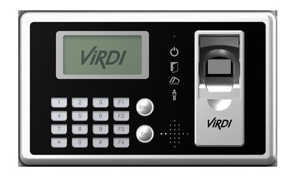 تنظیمات دستگاه حضور و غیاب AC4000