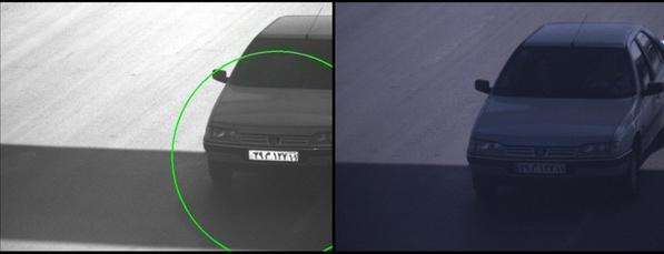 تفاوت دوربین WDR و معمولی در گرفتن تصاویر