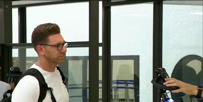 استفاده از دستگاه های تشخیص چهره در فرودگاه میامی