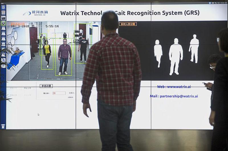 تشخیص هویت بیومتریک از روی نحوه راه رفتن