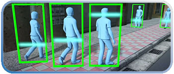 تشخیص هویت از روی شکل بدن