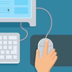 کنترل حرکات ماوس کاربران