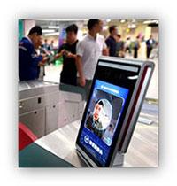 بکارگیری سیستم پرداخت بیومتریک تشخیص چهره در مترو گرجستان