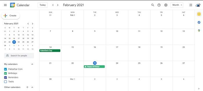 مدیریت زمان در محل کار با استفاده از Google Calendar