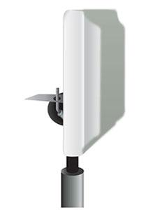 دستگاه کارتخوان با برد بلند UHF