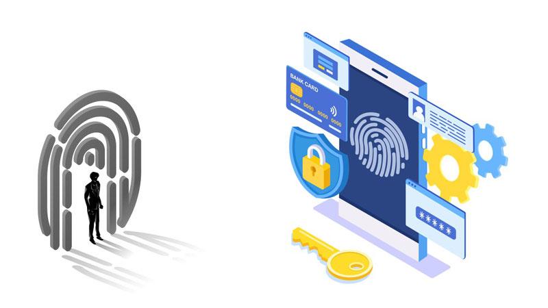 تشخیص اثر انگشت Fingerprint Recognition