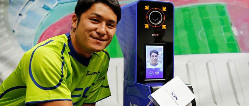 استفاده از دستگاه های تشخیص چهره در المپیک 2020 توکیو