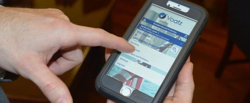 Biometric mobile voting gains traction in U.S.