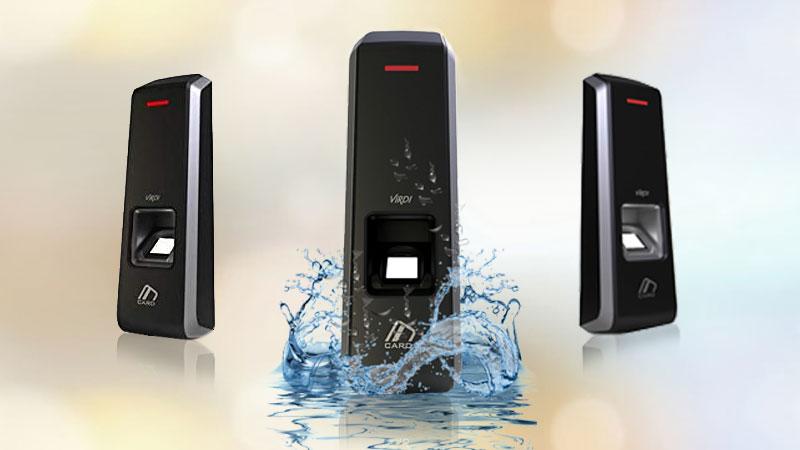دستگاه اکسس کنترل اثر انگشتی و RFID