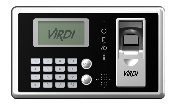 virdi-ac4000-finger-print