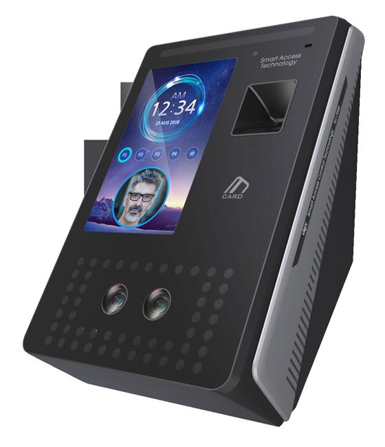 دستگاه حضور غیاب UBio-X Pro Lite