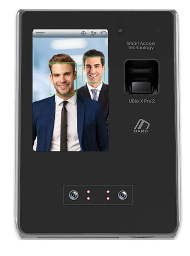 دستگاه حضور غیاب تشخیص چهره UBio-X Pro2