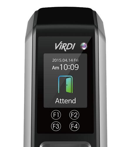 دستگاه کنترل تردد اثر انگشت AC2200