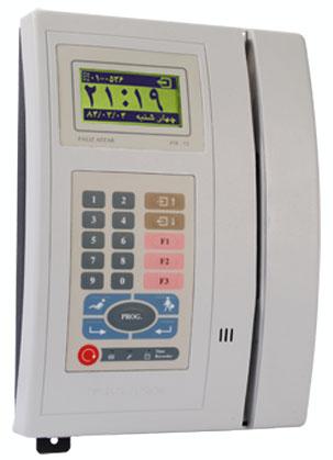دستگاه حضور و غیاب کارتی PTR72
