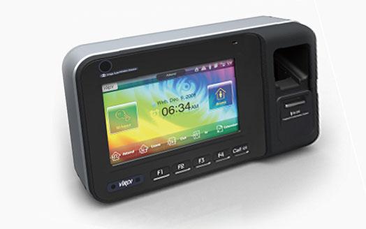 دستگاه کنترل تردد Virdi AC6000