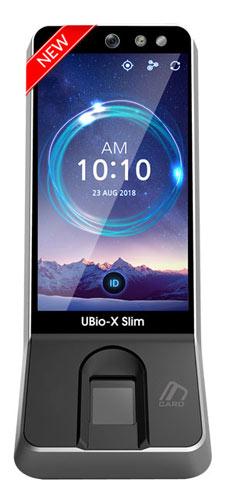 دستگاه حضور و غیاب اثرانگشتی UBio-X Slim