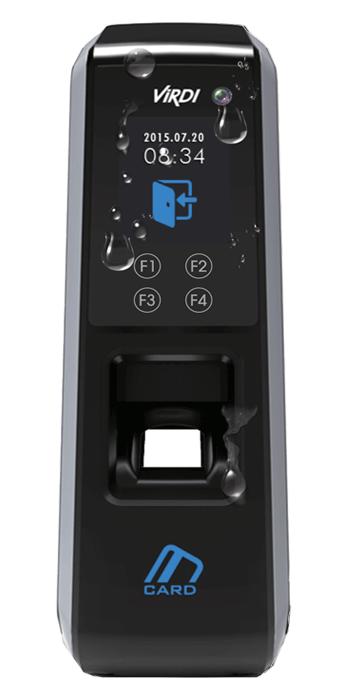 دستگاه کنترل تردد Virdi AC2200H